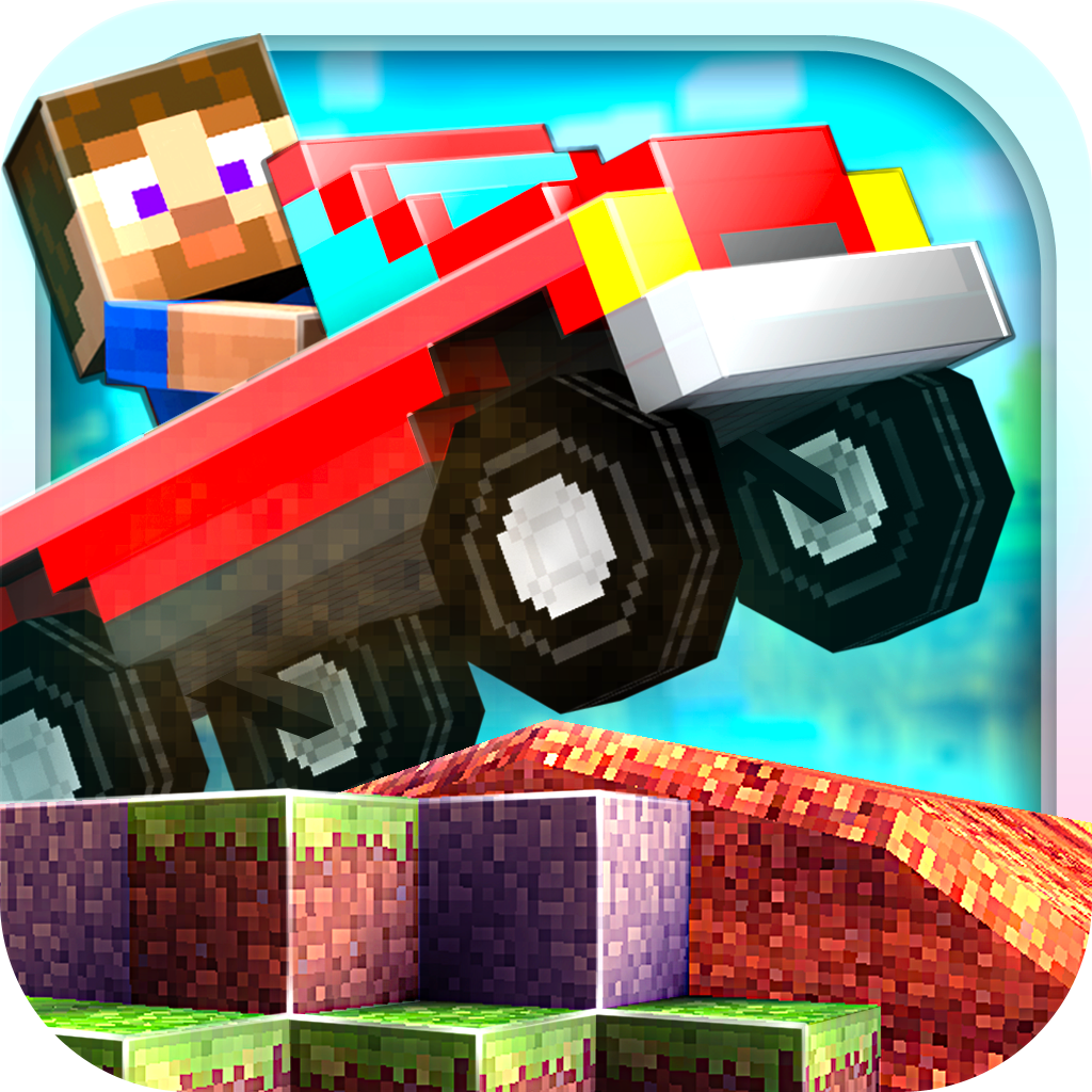Blocky Roads - Dogbyte Games Kft.